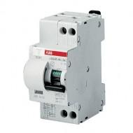 Intrerupator automat cu protectie diferentiala 32A - ABB DS951 C32-30mA/ AC