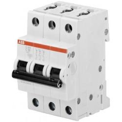 Intrerupator automat 3P 20A 6kA 12/125/440V- ABB SH203-C20