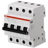 Intrerupator automat 3P+NA 40A 6kA - ABB SH203L-C40NA