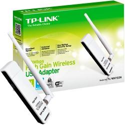 Adaptor de retea wireless pe port USB TP-LINK TL-WN722N