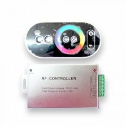 CONTROLER BANDA LED RGB + TELECOMANDA TOUCH V-TAC VT-2405