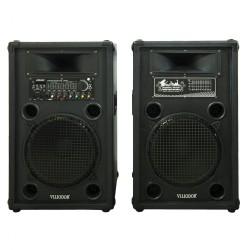 SET BOXE DS-2072U