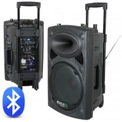 "BOXA PORTABILA 15""/38CM 800W 12/230V USB/MP3"