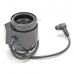 Lentile varifocale pentru camere video 3-8 mm, IR, 2MP