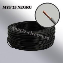 MYF 25mm NEGRU