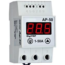 RELEU DE PROTECTIE CURENT 50A DIGITOP AP-50A