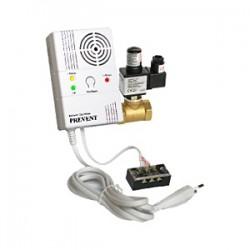 DETECTOR GAZ METAN CU ELECTROVALVA 3/4 PRIMATECH