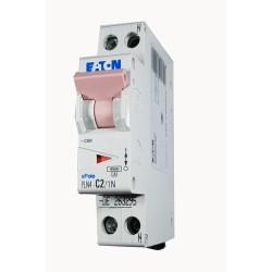 INTRERUPATOR AUTOMAT 1P+N 2A EATON PLN4-C2/1N