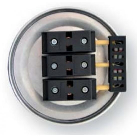 CONDENSATOR 12.5 kVAr, 440V, 3x68,5uF, 50Hz