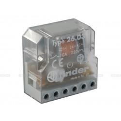 RELEU PAS CU PAS ELECTROMECANIC FINDER 26.03.024.0000