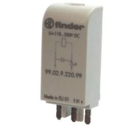 MODUL DE INDICARE SI PROTECTIE EMC FINDER 99.02.9.220.99