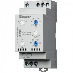 Releu control nivel tensiune retele trifazate FINDER 70.41.8.400.2030