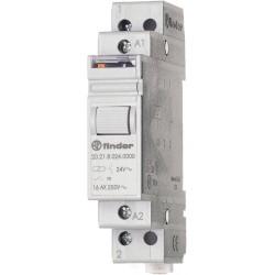RELEU MODULAR PAS CU PAS ELECTROMECANIC FINDER 20.21