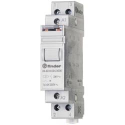 RELEU MODULAR PAS CU PAS ELECTROMECANIC FINDER 20.22