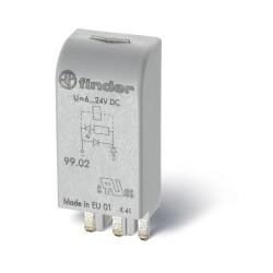 MODULE DE INDICARE SI PROTECTIE EMC FINDER 99.02.0.024.98