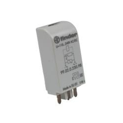 MODULE DE INDICARE SI PROTECTIE EMC FINDER 99.02.0.230.98