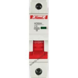 MONOPOLARA 6A 10kA HIMEL HDB9H631C6