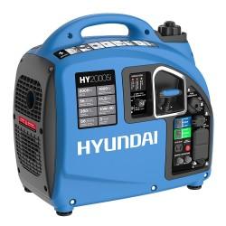 GENERATOR DE CURENT PE BENZINA TIP INVERTER 2.0 kW HYUNDAI HY2000Si