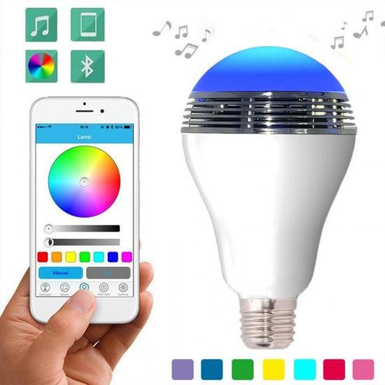 BOXA BLUETOOTH SI BEC LED RGB WELL