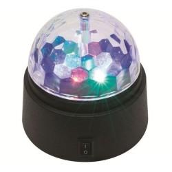 LAMPA DISCO CU LED DL80L