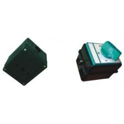 Cutie pentru intrerupatoare circulare 1X10A