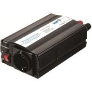 INVERTOR DE TENSIUNE 24V - 220V, 600W, USB WELL