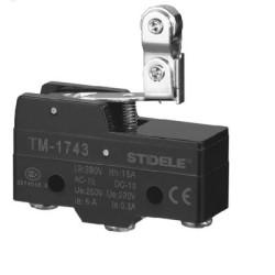 INTRERUPATOR LIMITATOR CU ROLA 15A 250V AC TM-1743