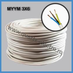 MYYM 3x6mm