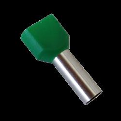 PIN TERMINAL 2x6 mm