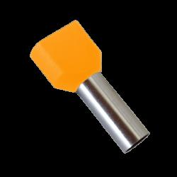 PIN TERMINAL 2x10 mm