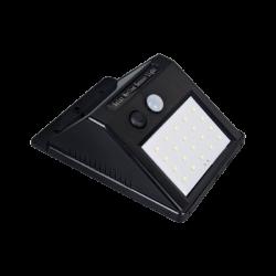 LAMPA SOLARA PENTRU GRADINA CU SENZOR 20 LED IP44