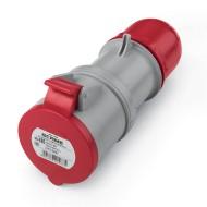 Priza industriala SCAME 32A 3P+N+E 380V-415V IP44 313.3247
