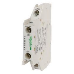 BLOC DE CONTACTE AUXILIAR TESYS LAD8N11 1NO+1NC SCHNEIDER ELECTRIC