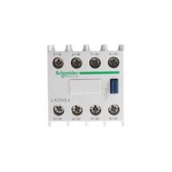 BLOC DE CONTACTE AUXILIAR TESYS LADN04 4NC SCHNEIDER ELECTRIC