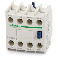 BLOC DE CONTACTE AUXILIAR TESYS LADN13 1NO+3NC SCHNEIDER ELECTRIC