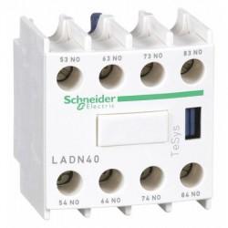 BLOC DE CONTACTE AUXILIAR TESYS LADN40 4NO SCHNEIDER ELECTRIC
