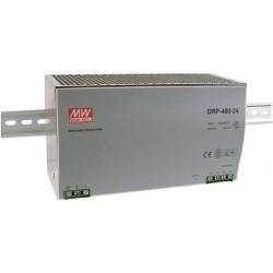 SURSA INDUSTRIALA 480W 24V 20A MEAN WELL DRP-480-24