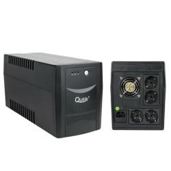 UPS 1500VA/900W MICROPOWER QUER KOM0554